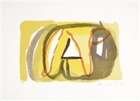 compositions (11 works) by bram van velde