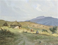 native scene, winterberg, e.p. by erich fleischman