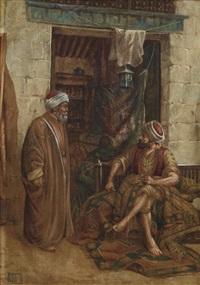 il restauratore di tappeti by vittorio rappini
