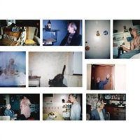 untitled (ral 4) (+ 9 others; 10 works) by richard billingham