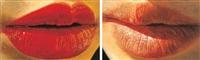 the lip i (+ the lip ii; 2 works) by kim sung jin