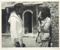 marin et prostituée, guadeloupe by roger parry
