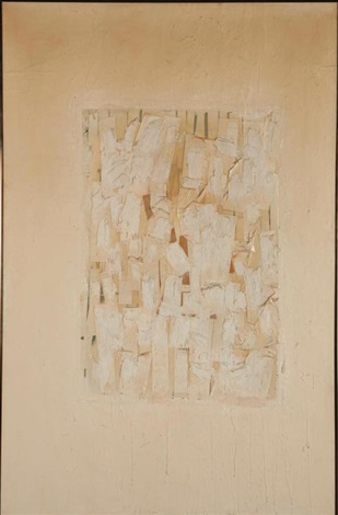 untitled (collage) by ronald gustin ahlstrom
