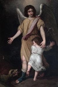 tobías y el ángel by josé maria rodríguez de losada
