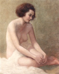 nude beauty by jean jannel