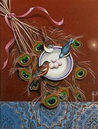 si tous les oiseaux du monde? by raymond goffin