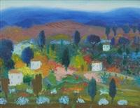 landskap, provence by lennart jirlow