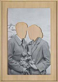 love couple by hans peter feldmann