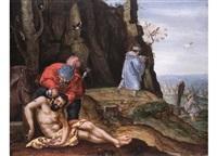 der barmherzige samariter by jacob symonsz pynas