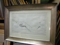 nude study by charles sykes