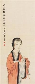 吹箫引凤 by huang shanshou