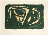 compositions (17 works) by bram van velde