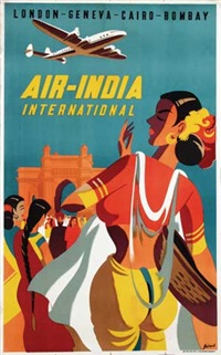 air-india international by asiart