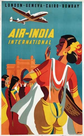 air india international by asiart