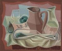 broc et carafe by juan gris