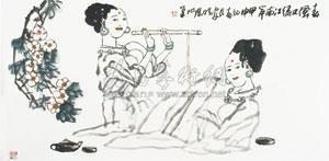 人物 by yang xiaoyang