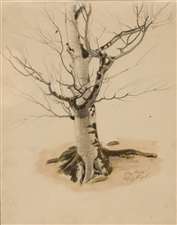 skizzenbuch (25 works) by franz leinecker