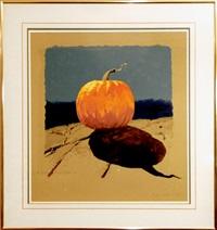 a sea pumpkin by jamie wyeth