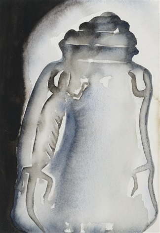 vase by francesco clemente