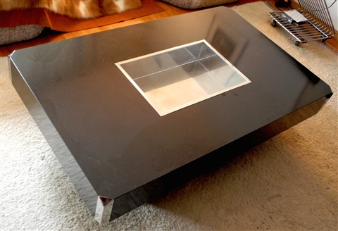 Table Basse By Willy Rizzo On Artnet