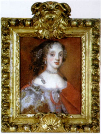 queen catherine of braganza by edmund ashfield