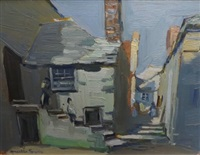 morning in old st. ives by marcella smith