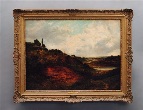 english landscape by john constable