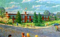 walter reed school, arlington, virginia by garnet w. jex