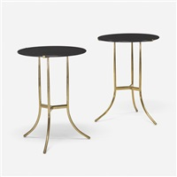 tables (pair) by cedric hartman