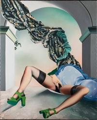 Zapatos verdes, 1977