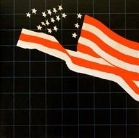 blackboard: america by fabio de poli