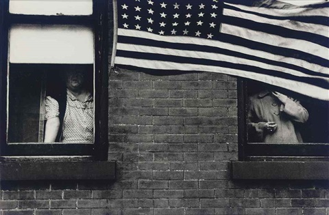 parade hoboken new jersey by robert frank