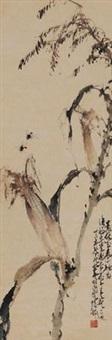 玉米草虫 by zhao shaoang
