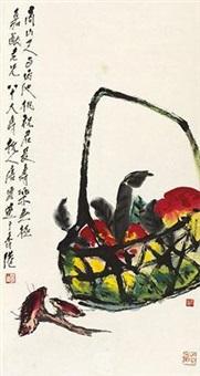 寿桃仙芝 by tang yun