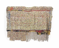they are still coming back by el anatsui