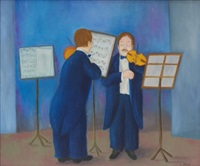 violinister by lennart jirlow