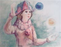 juggler by philippe alfieri