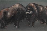 bulls by lev ilych tabenkin