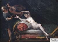 joseph und die frau des potiphar by anonymous-italian (17)