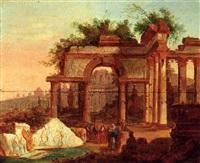 capriccio romano by herman posthumus