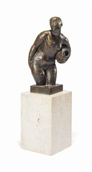 the water carrier 2 by frank dobson