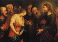 cristo e la samaritana by andrea celesti