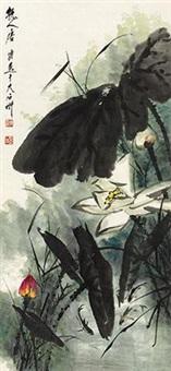 t荷塘清趣 by tang yun