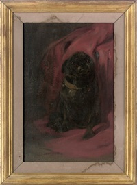 black pug by robert l. alexander