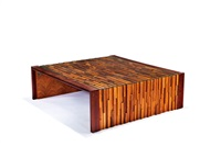 coffee table by benjamin lafer