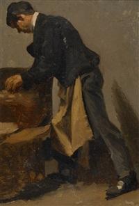 esquisses de personnages by jean baptiste van moer
