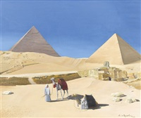 vision d'egypte by nicolas von roessel