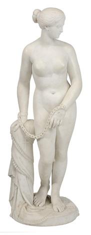 greek slave by hiram powers