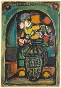 fleurs décoratifs by georges rouault