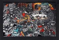 kriget mellan bilar och människor by lars hillersberg